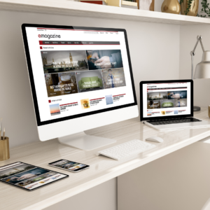 Types of Website Experience Elements - An Brief Overview